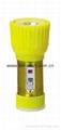 LED鐵塑彩色手電筒 TWD1