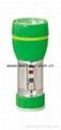 LED Metal/Steel-Plastic Colour Flashlight/Torch TWJ1DE1C