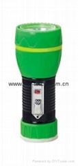 LED鐵塑彩色手電筒 TWJ1DE1BC