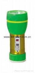 LED鐵塑彩色手電筒 TWJ1DE1EC
