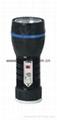 LED Metal/Steel-Plastic Colour Flashlight/Torch TWA1DE1B