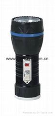 LED鐵塑彩色手電筒 TWA1DE1B