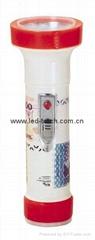 LED彩色塑料手電筒 TWP2DE2R