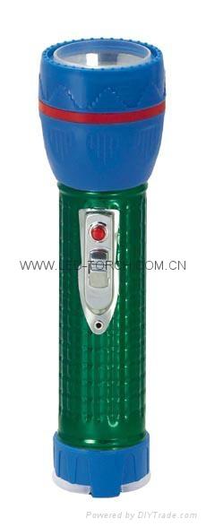LED鐵塑彩色手電筒 TWJ2DE1EC 4