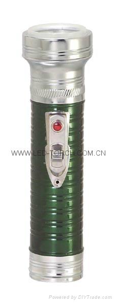 LED金屬/鐵質彩色手電筒 FT2DE1C/FT2DE1E 3