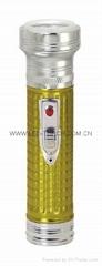 LED金屬/鐵質彩色手電筒 FT2DE1C/FT2DE1E