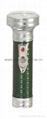 LED Metal/Steel Colour Flashlight/Torch FT2DE2C/FT2DE2E