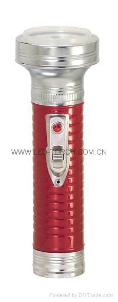 LED金屬/鐵質彩色手電筒 FT2DE2C/FT2DE2E 4