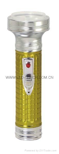 LED金屬/鐵質彩色手電筒 FT2DE2C/FT2DE2E 1
