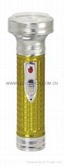 LED金屬/鐵質彩色手電筒 FT2DE2C/FT2DE2E