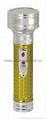 LED金屬/鐵質彩色手電筒 FT2DE4C/FT2DE4E