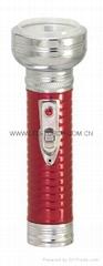 LED金屬/鐵質彩色手電筒 FT2DE8C/FT2DE8E