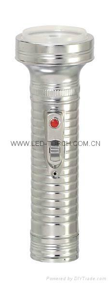 LED金屬/鐵質手電筒 FT2DE2 3