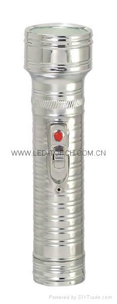 LED金屬/鐵質手電筒 FT2DE3 2
