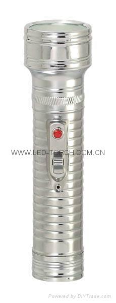 LED金屬/鐵質手電筒 FT2DE3 3
