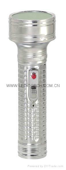 LED金屬/鐵質手電筒 FT2DE4 4