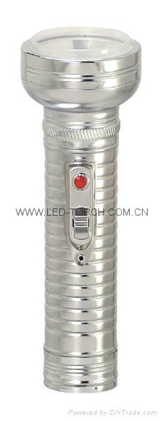 LED金屬/鐵質手電筒 FT2DE8 3
