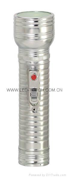 LED金屬/鐵質手電筒 FT2DE9 3