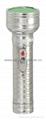 LED Metal/Steel Flashlight/Torch FT2DE10