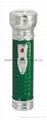 LED Metal/Steel Colour Flashlight/Torch FT2DE7C/FT2DE7E