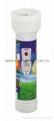 LED彩色塑料手電筒 FTJ99E1