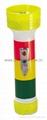 LED Colour Plastic Flashlight/Torch PS350/PS350P