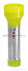 LED鐵塑彩色手電筒 MPS350C