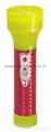 LED Metal/Steel-Plastic Colour Flashlight/Torch MPS350EC