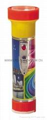 LED鐵塑彩色手電筒 TWB2DE1PC