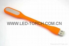 USB LED Portable Lamp/Light MI-001/ML-001