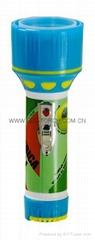LED彩色塑料手電筒 95C2DE2