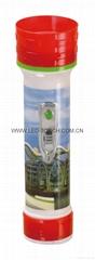 LED彩色塑料手電筒 PS300P