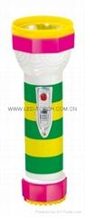LED彩色塑料手電筒 98A2DE2D