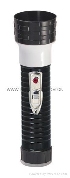 LED鐵塑彩色手電筒 MPS300BC 4