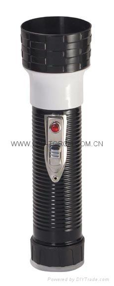 LED鐵塑彩色手電筒 MPS300BC 2