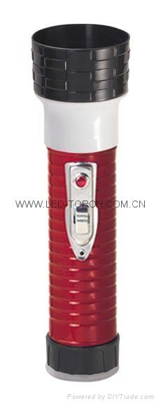 LED鐵塑彩色手電筒 MPS300EC 4