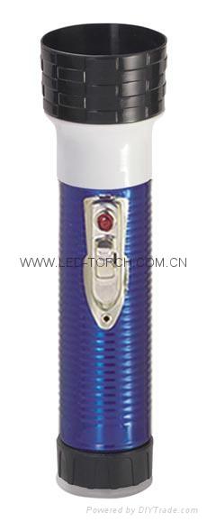 LED鐵塑彩色手電筒 MPS300EC 2