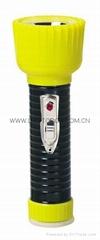 LED鐵塑彩色手電筒 TWD2DE2BC
