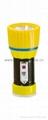 LED Metal/Steel-Plastic Colour Flashlight/Torch TWX1DE1BC