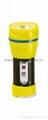 LED鐵塑彩色手電筒 TWG1