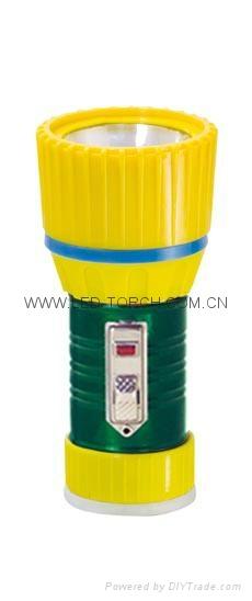 LED铁塑彩色手电筒 TWX1DE1EC