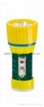LED鐵塑彩色手電筒 TWX1