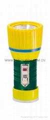 LED鐵塑彩色手電筒 TWX1DE1EC