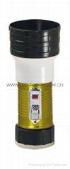 LED鐵塑彩色手電筒 MPS150EC