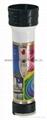 LED Metal/Steel-Plastic Colour Flashlight/Torch MPS300PC