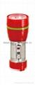 LED鐵塑彩色手電筒 TWF1