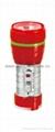 LED鐵塑彩色手電筒 TWE1