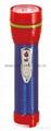 LED鐵塑彩色手電筒 TWF2