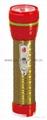 LED Metal/Steel-Plastic Colour Flashlight/Torch TWE2DE1EC