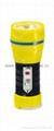LED Metal/Steel-Plastic Colour Flashlight/Torch TWG1DE1BC
